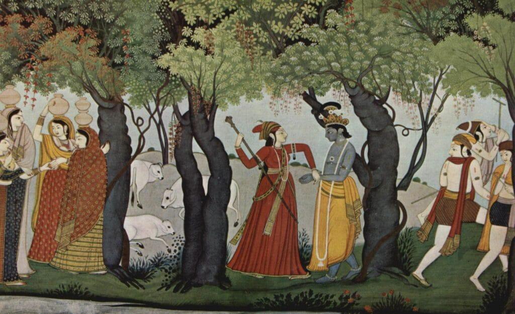 Introduction à Bhagavad Gita
