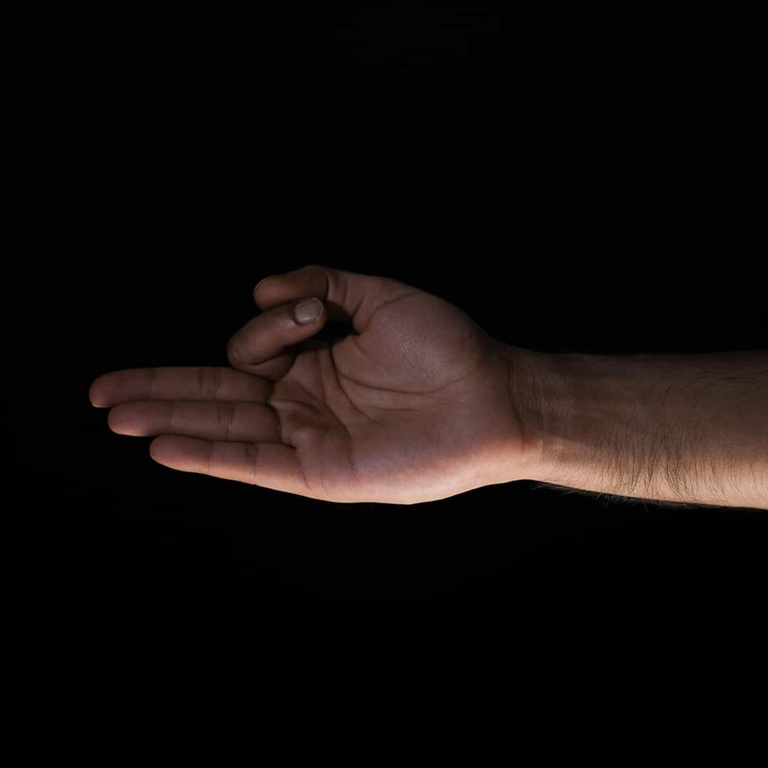 vairagya mudra - le sceau de non attachement pour lâcher prise