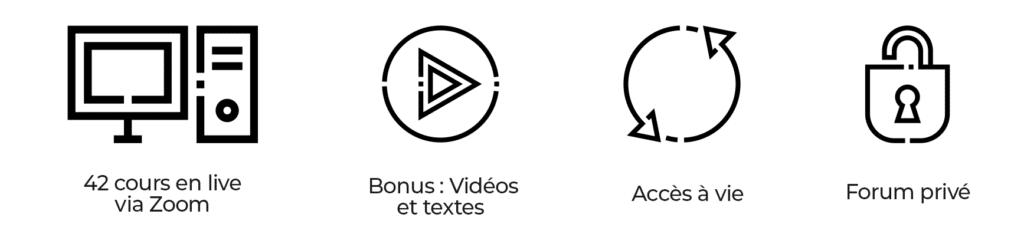 Formation pranayama vous donne accès aux vidéos et cours en ligne